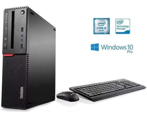 Desktop+ Tela Lenovo M900 I5-6500 **excelente Para Bitcoin