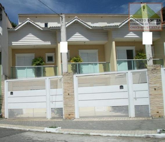 Sobrado Geminado Para Venda Em São Paulo, Itaim Paulista, 3 Dormitórios, 1 Suíte, 2 Banheiros, 2 Vagas - 00370