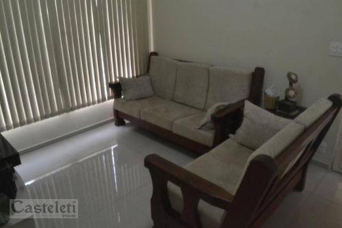 Casa Com 2 Dormitórios À Venda, 127 M² Por R$ 460.000,00 - Parque Da Figueira - Campinas/sp - Ca2107