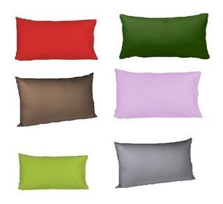 Forro Protector Para Almohada Impermeable 50x70 Varios Color