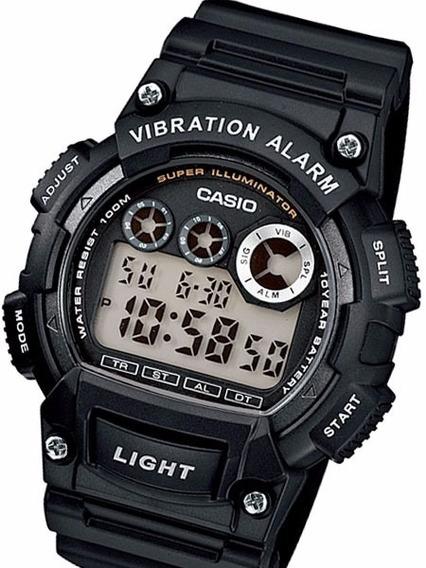 Relógio Casio Super Iluminador W735h-1avcf