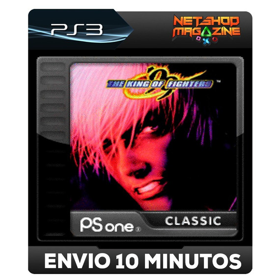 The King Of Fighters 99 - Psn Ps3 - Envio Imediato