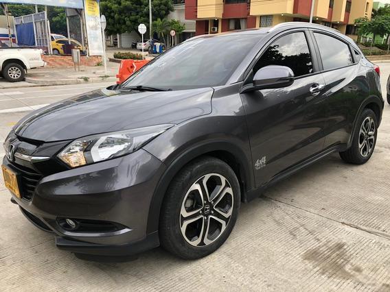 Honda Hr-v Automatica 4x4 Full Equipo 2017