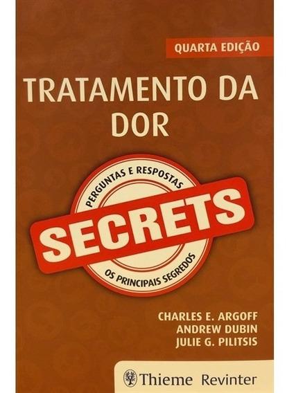 Tratamento Da Dor - Secrets - Perguntas E Respostas