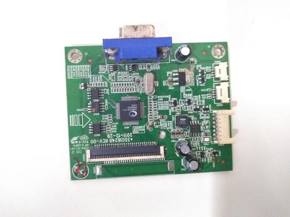Placa De Video Do Monitor Semp Toshiba 35016245