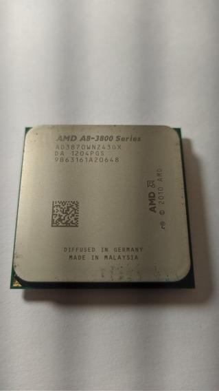 Processador Amd A8 3800+ 2.400mhz