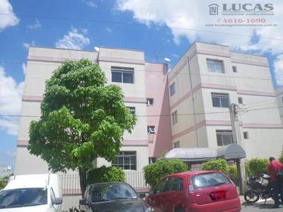 Apartamento Residencial À Venda, Jardim Rio Das Pedras, Cotia. - Ap0381
