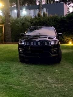 Jeep Compass 4x4 Longitud Plus 2018 Impecable