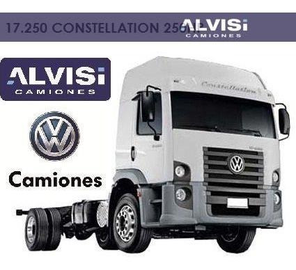 Volkswagen 17-250 Constellation Cummins 250 Hp + Iva