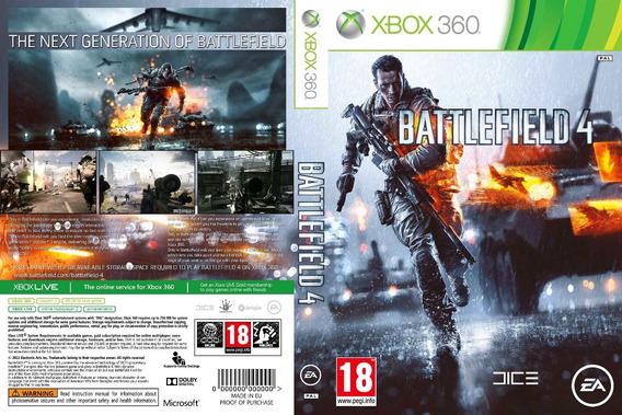 Battlefield 4 E Fifa 13 Xbox360