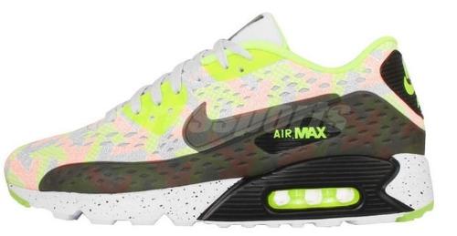 Zapatillas Nike Air Max 90 Ultra Br Print 822530 002