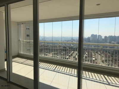 Apartamento Para Venda Em São Paulo, Morumbi, 3 Dormitórios, 3 Suítes, 4 Banheiros, 2 Vagas - Ftyuu