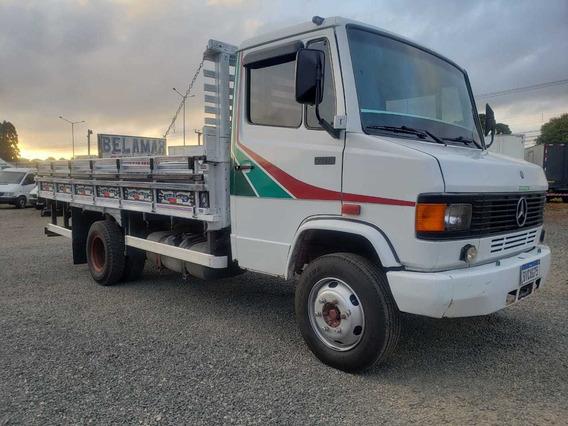 Mb 709 / Carroceria / Aceito Troca Carro Caminhao