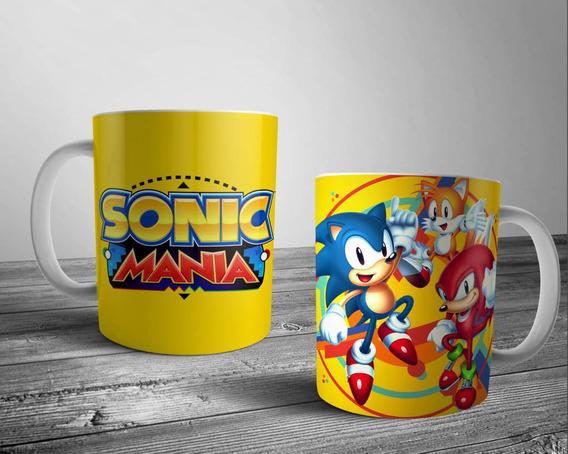 Tazas Sonic