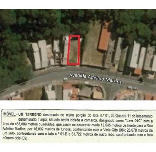 Imagem 1 de 1 de Terreno / Área Para Comprar Tulipas Jundiaí - Baa1075