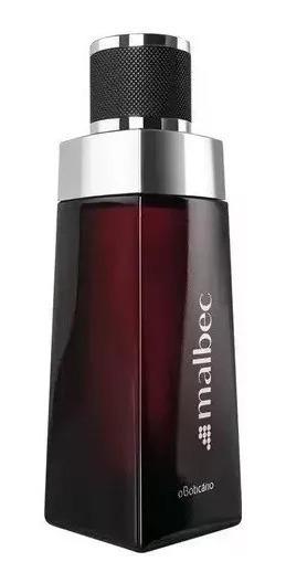 Perfume Malbec Tradicional Promoção O Boticário 100ml