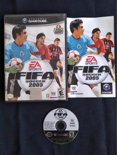 Fifa 2005 Original Para Playstation 2
