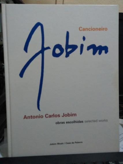 Livro Jobim Cancioneiro - Coletânea De Antonio Carlos Jobim