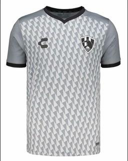 Jersey Club De Cuervos Charly 2019 Gray
