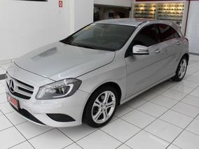 Mercedes-benz A-200 Urban 1.6 Turbo, Top De Linha, Flz4554