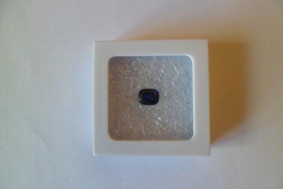 Safira Azul Lapidação Retangular 2,5 Ct