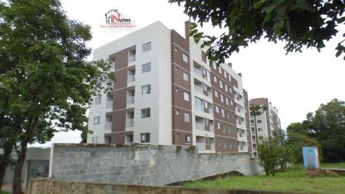 Apartamento No Bairro Jardim Cláudia Em Pinhais Pr - 16024