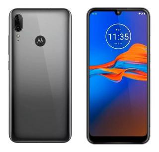 Celular Motorola Moto E6 Plus 32gb 2gb Garantia Ofic 12c Rt