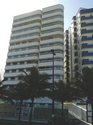 Apartamento Alto Padrão Na Praia Grande