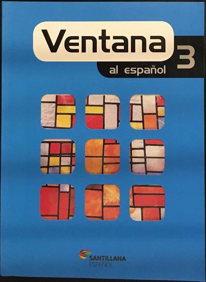 Ventana Al Español 3 - Libro Del Alumno - Cd (envio Barato)