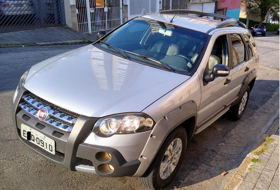 Fiat Palio 1.8 Mpi, Adventure Locker, Weekend, 8 V, Flex 4 P