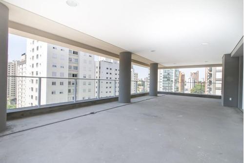 Apartamento Com 4 Dormitórios À Venda, Moema - São Paulo/sp - 14583