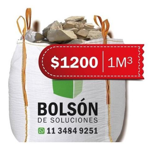 Imagen 1 de 3 de Volquete En Bolsones - Zona Sur Gba