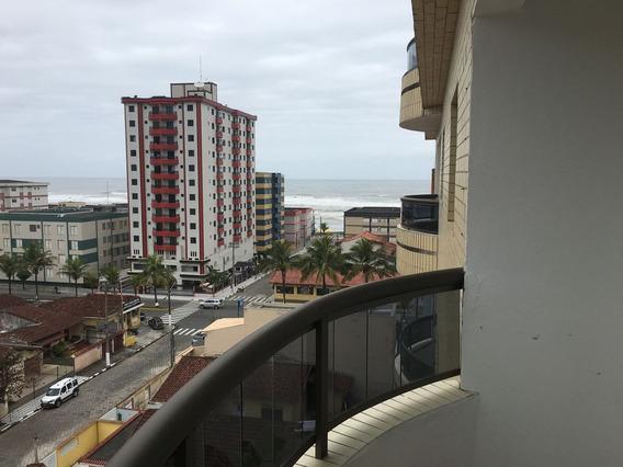 Apartamento Em Mongaguá Duplex Cobertura No Centro 4 Dorms
