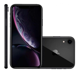 iPhone Xr 64gb 4g Tela 5.5 Câmera 12mp Selfie 7mp Dual Chip