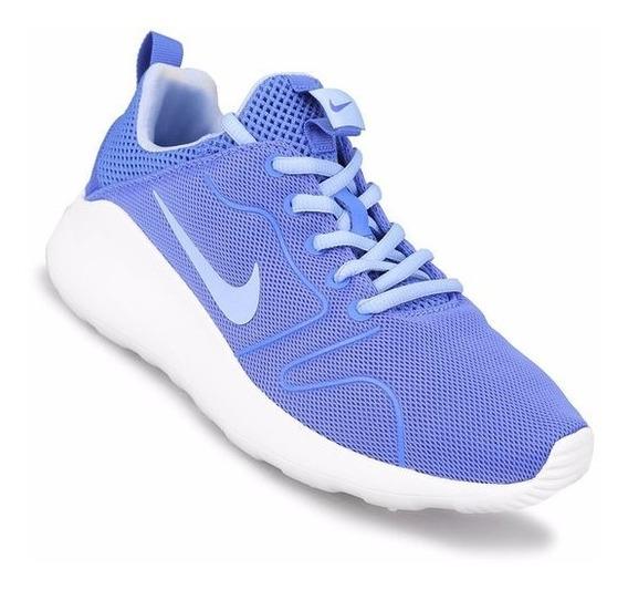 Zapatillas Nike Kaishi 2.0 - Celeste - Mujer - Originales