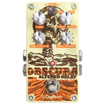 Pedal Altered Delay Obscura - Digitech