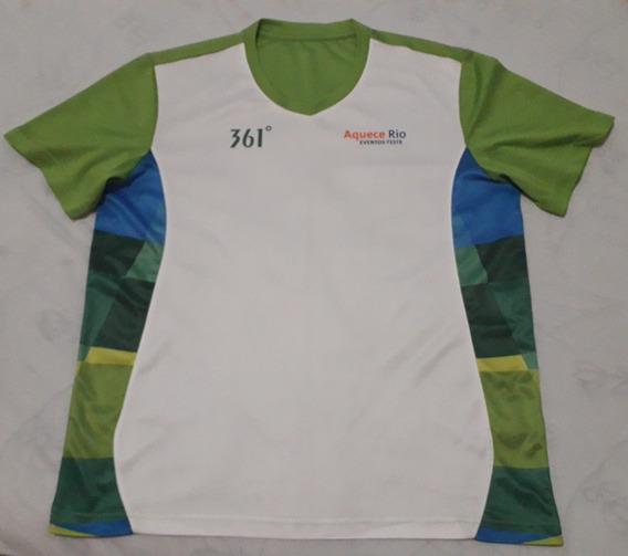 Camisa Olimpíadas Rio 2016 Evento Teste, Tam G Oferta