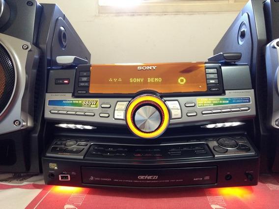 Mini System Sony Fst-zux9 (novinho)