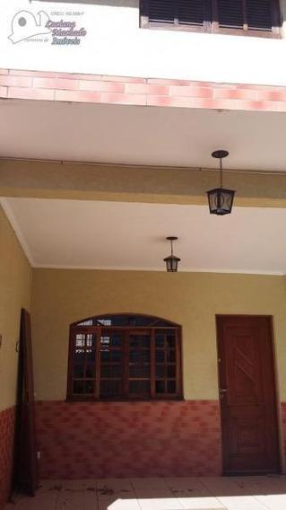 Casa Para Venda Em Atibaia, Jardim Paulista, 4 Dormitórios, 2 Suítes, 3 Banheiros, 2 Vagas - Ca00530