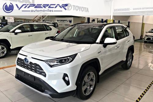 Toyota Rav4 Limited Hybrid Plus 2.5 2021 0km