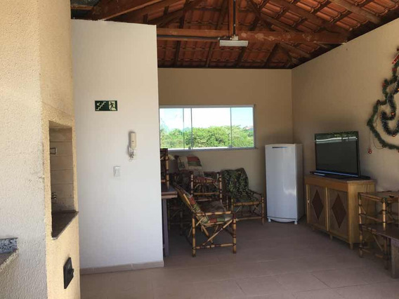 Casa De Condomínio Térrea 3 Dorm