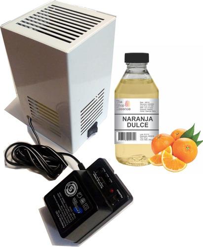 3 Litros Esencia Aromatizador Eléctrico + Aromat Usb Gratis!