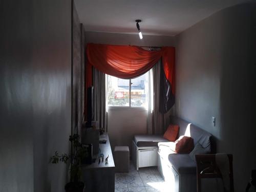 Imagem 1 de 7 de Apartamento No Bairro Sacoma Em Sao Paulo Com 02 Dormitorios - V-30681