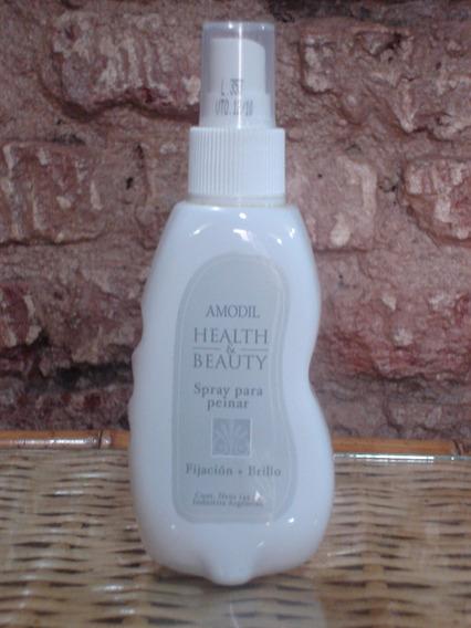 Amodil! Health & Beauty Spray Para Peinar Fijacion + Brillo