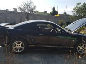 Ford Mustang Lujo V6 Tela Mt 2000