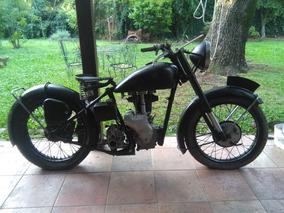Velocette 350 Mac 1948 Moto Clasica Antigua Inglesa