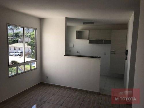 Imagem 1 de 16 de Apartamento Com 2 Dormitórios À Venda, 47 M² Por R$ 155.000,00 - Água Chata - Guarulhos/sp - Ap0179