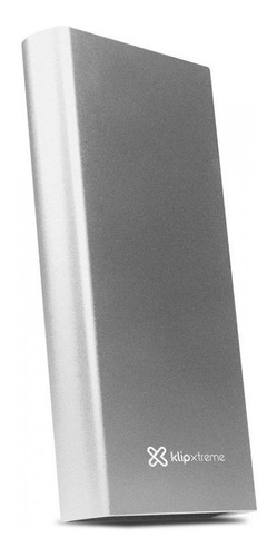 Imagen 1 de 1 de Cargador Movil Klipx (power Bank), Backup Battery, 20000mah