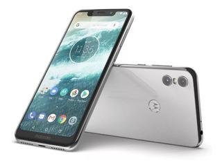 Smartphone Motorola Moto One 64gb 4gb 5.9 Moto One Novo