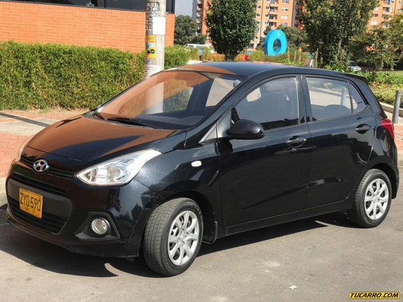 Hyundai Grand I10 Illusion 1.0 Aa Mt